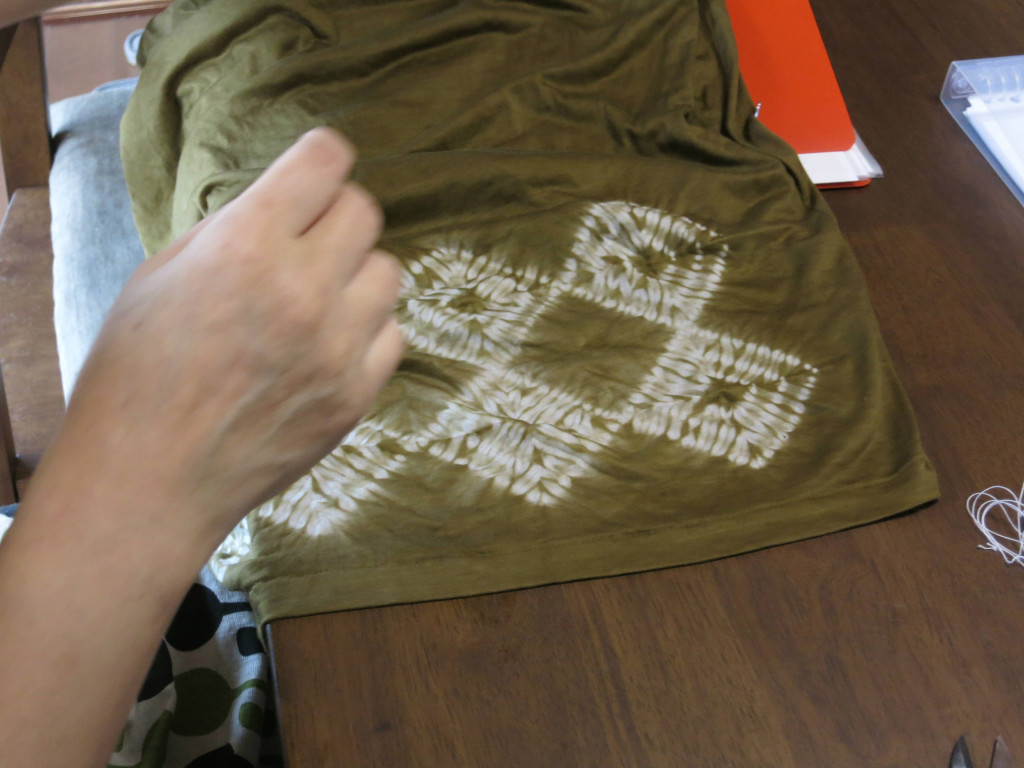 縫い絞り2