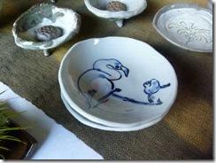楽土窯の福田藍さんの作品