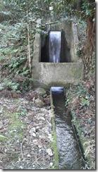 井手町の水車小屋跡