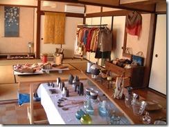 2009年野の花工房移転オープン展